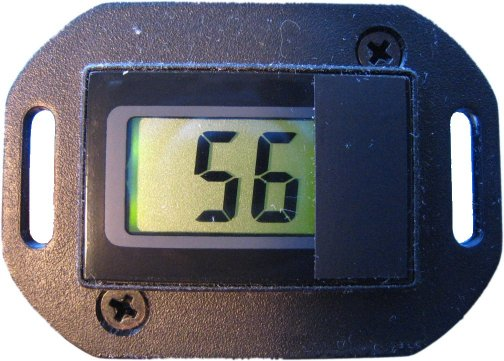 Honda RS125/250 Temperature Gauge - With Output for HRC Datalogger